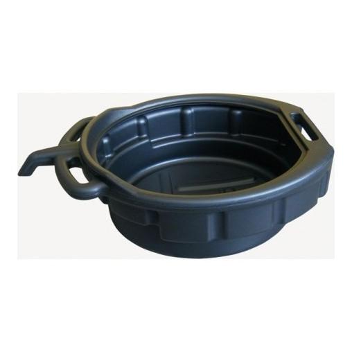 bac bassine recuperateur d 39 huile 16l avec poignee ergonomique de 30deg a 80deg tpms. Black Bedroom Furniture Sets. Home Design Ideas