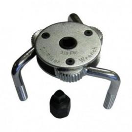 Clé pour Démonter Filtre à Huile 70mm - 120mm Ajustement Automatique
