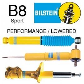 Bilstein B8 Citroën  DS3, DS3 Décapotable (S) 1.4 16v, 1.6 16v, 1.6 Hdi Ø ext jambe av 47 mm   4.10- AR