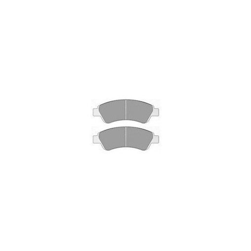 plaquettes de frein cl brakes rc6 avant peugeot 206 s16 tpms. Black Bedroom Furniture Sets. Home Design Ideas
