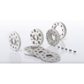 Elargisseurs (la paire) 5 mm Alfa Romeo 147 01.00 - 03.10 sans centreur, sans visserie perçage 98/5 M12x1,25