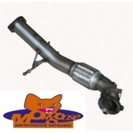 Focus ST Mk2 Mongoose (76mm) downpipe