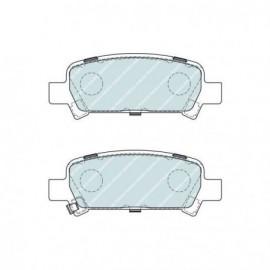 Plaquettes de Frein Ferodo DS3000 Arrière Subaru 99