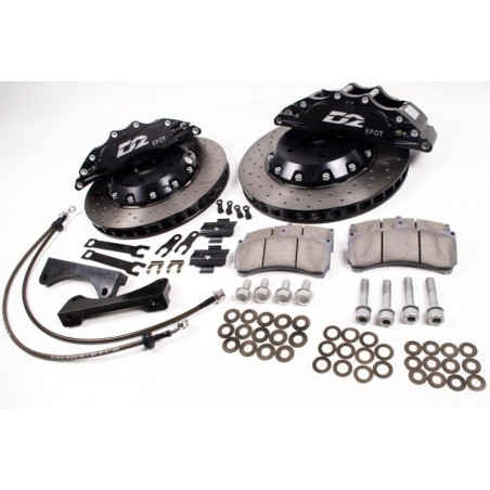 Kits Gros Freins Avant D2 Racing : 4, 6, 8 & 12 Pistons (286 à 444 mm)