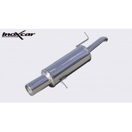 CITROEN C2 1.6 16V VTR (110CV) 2003-- Diam. 45 Silencieux 1X102 INOXCAR