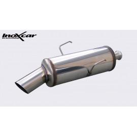 CITROEN SAXO 1.6 8V (98CV) 1999-- Silencieux 1X90 RALLY INOXCAR