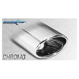 PEUGEOT RCZ 1.6 THP (200CV) 2010-- Silencieux 1X150X105 OBLIQUO INOXCAR