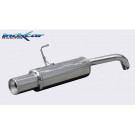 RENAULT CLIO 2 RS 2.0 fase1 (172CV) 2000-2001 Ø 54 Silencieux 1X102 INOXCAR