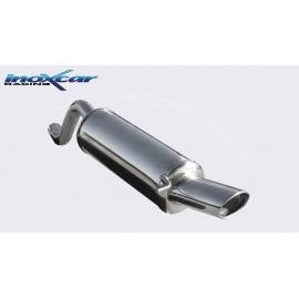 RENAULT NEW TWINGO RS SPORT 1.6 16V (133CV) 2009-- Ø 50 Silencieux 1X120X80 INOXCAR