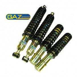 Combinés filetés GAZ Shocks GOLD Peugeot 207