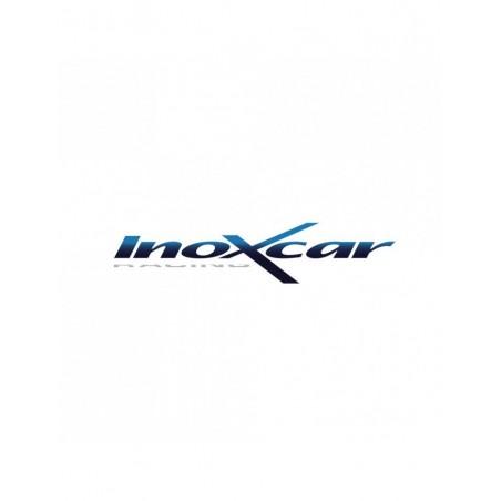 Echappement Inoxcar Tube Intermédiaire avec Silencieux MERCEDES SLS C197 SLS AMG 6.3 V8 571cv après 2010