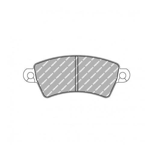 plaquettes de frein ferodo ds2500 206 s16 avant avant 17 09 2001 tpms. Black Bedroom Furniture Sets. Home Design Ideas