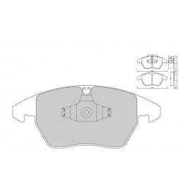 Plaquettes de freins Galfer avant 307 2.0 177cv Sport FDT1055