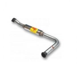 RENAULT CLIO WILLIAMS 2.0 16V 150cv 05/93-96 Silencieux intermediaire inox RC RACING