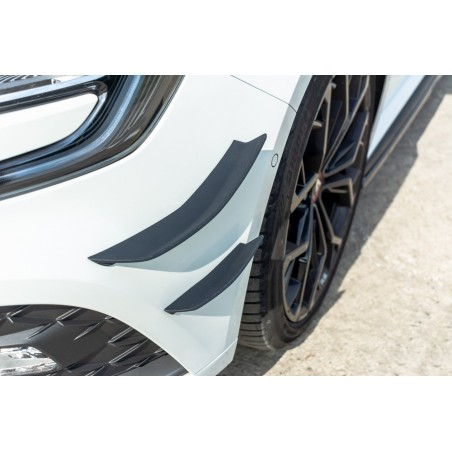 MAXTON Ailes de pare-chocs avant (Canards) Renault Megane IV RS
