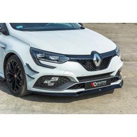MAXTON LAME DU PARE-CHOCS AVANT / SPLITTER V.2 Renault Megane IV RS