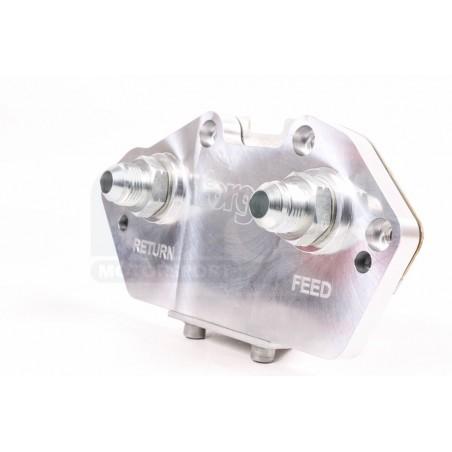 Adaptateur pour montage radiateur huile pour Audi 3.0 TFSI