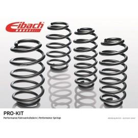Ressorts Courts EIBACH Pro-Kit AUDI TT (8J3) 08.06 - 06.14