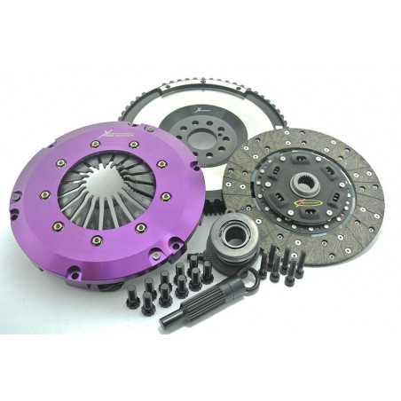 """Kit Embrayage Xtreme Clutch pour FOCUS RS & ST MK2 """"Organic Heavy Duty Clutch""""  Incl. Flywheel and CSC"""