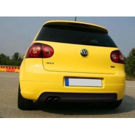 MAXTON RAJOUT DU PARE-CHOCS ARRIÈRE VW GOLF V GTI EDITION 30 (version avec une simple sortie pour pot final d'echappement, sor