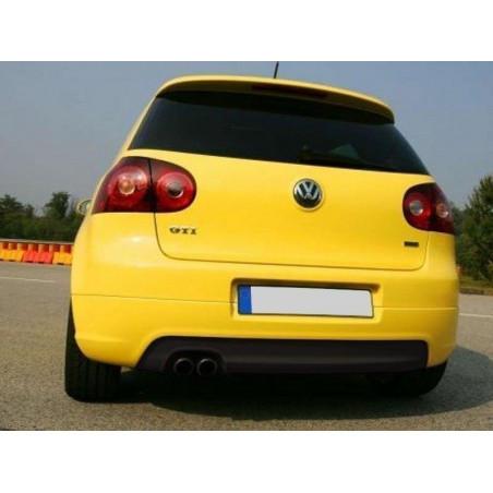 MAXTON RAJOUT DU PARE-CHOCS ARRIÈRE VW GOLF V GTI EDITION 30 (version avec une simple sortie pour pot final d'echappement, so